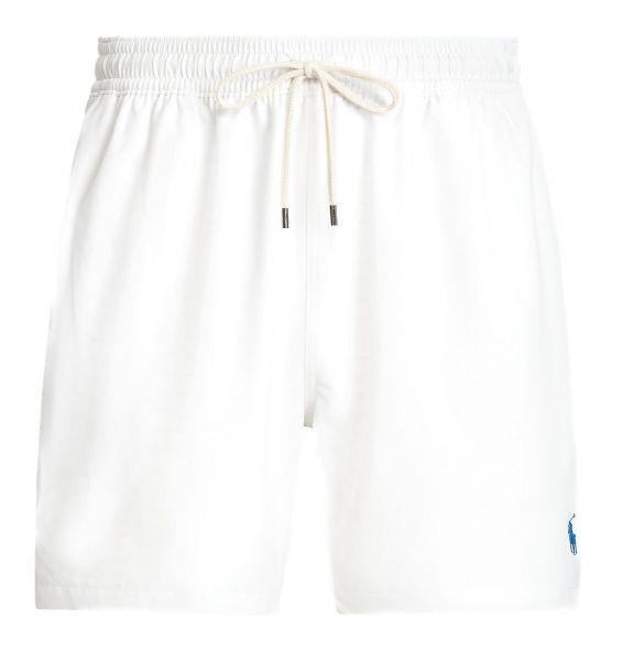 Ralph Lauren Traveller Swimming Trunk - White