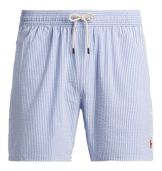 Ralph Lauren Traveler Swimshorts - Light Blue