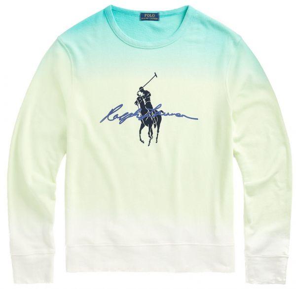 Ralph Lauren Dip Dye Sweater - Green