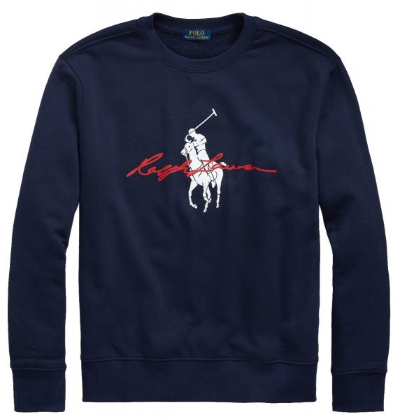 Ralph Lauren Signature Sweater - Blue