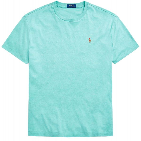 Ralph Lauren Jersey Stretch T-Shirt - Watch Hill Blue