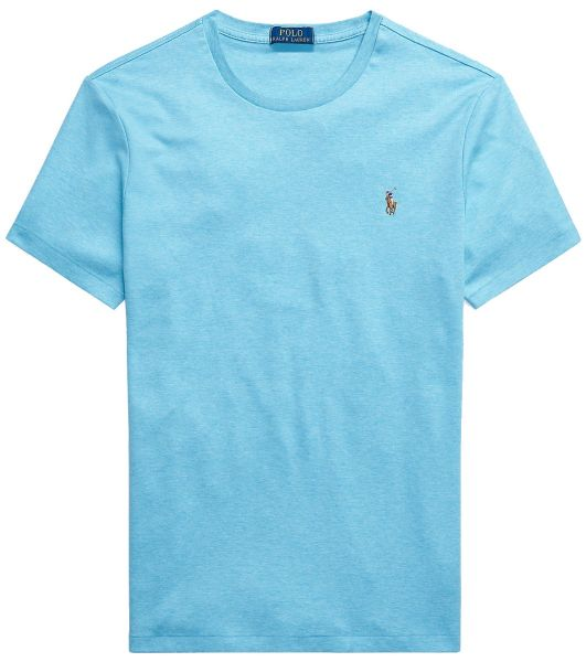 Ralph Lauren Jersey Stretch T-Shirt - Royal Heather