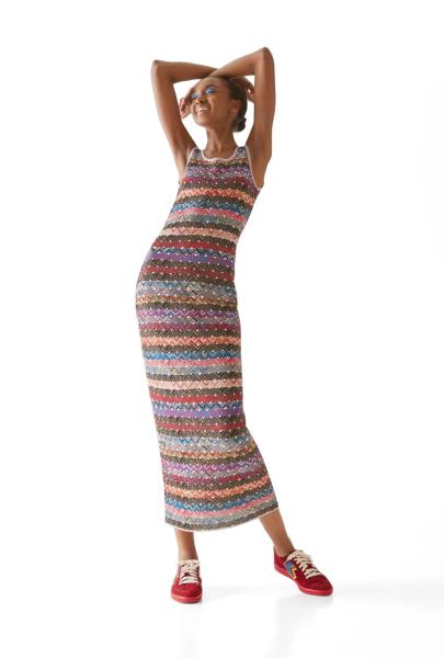 M Missoni Multicolor Dress