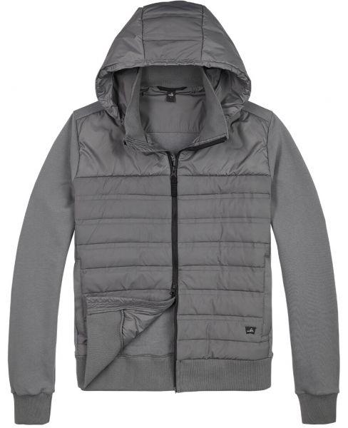 Wahts Smith Jacket - Mid Grey