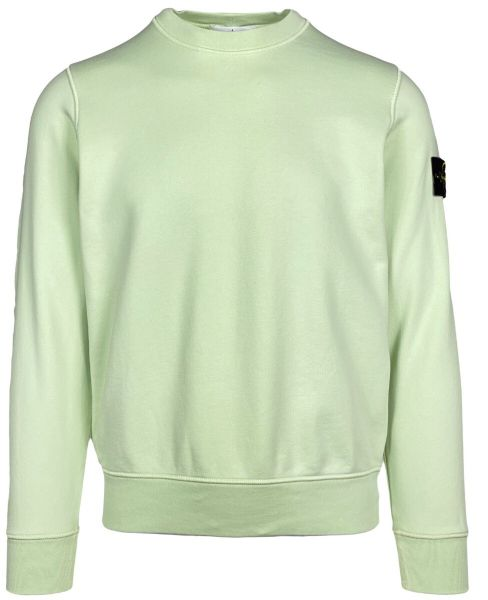 Stone Island Sweatshirt - Light Green