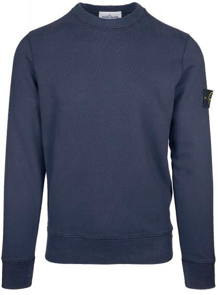 Stone Island Sweatshirt Basic - Ink Blue