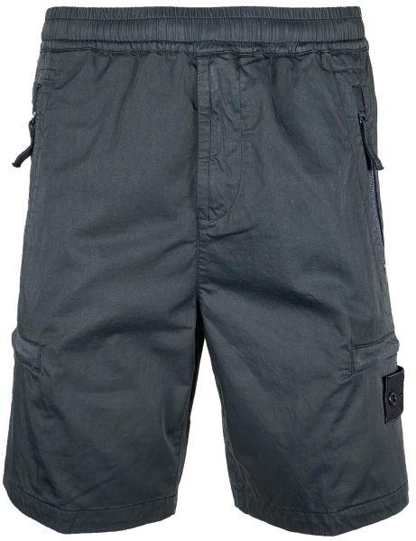 Stone Island Ghost Piece Shorts -  Dark Blue