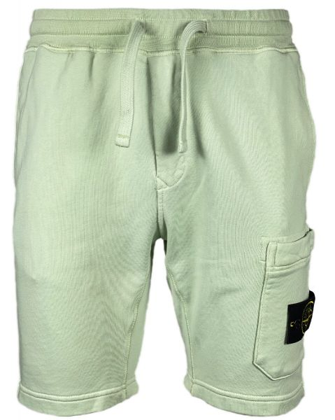 Stone Island Jogging Shorts - Light Green