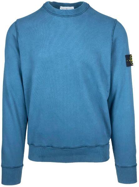 Stone Island Sweatshirt Basic - Petrol