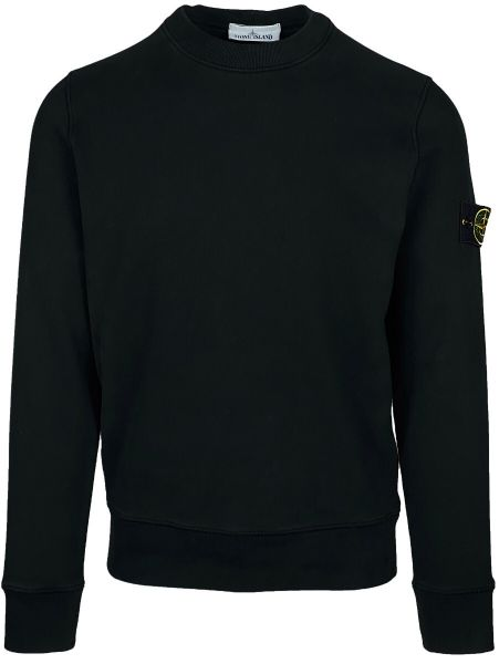 Stone Island Sweatshirt Basic - Black
